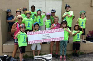 teaching youth bike safety
